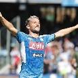 Tuttosport - Rinnovo Mertens, biennale da 4mln più ruolo da team manager nel Bari! Il Belga rifiuta e pensa alla MLS