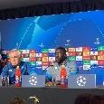 """Ancelotti: """"Non mi è piaciuto l'atteggiamento col Brescia. Rischiamo la figuraccia se non pensassimo che domani soffriremo. Su Milik e la strigliata ai miei..."""" [VIDEO CN24]"""