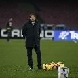 """UFFICIALE - Nicolò Frustalupi nuovo allenatore della Primavera del Napoli, il club: """"Bentornato Mister!"""""""