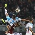 Torino-Napoli dalla A alla Z: dal colpo di c**o di Luperto a Llorente alla Milik, Ansaldi-Hysaj 'Don't try this at home'