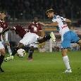 """Il commento della SSC Napoli: """"Pareggio di grande intensità caratteriale! Comandato il primo tempo..."""""""
