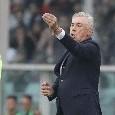 Black-out Napoli, Repubblica: Ancelotti sembra aver trovato l'antidoto, ma serve una risposta immediata