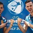 """Spagna, Fabian: """"Lottiamo per essere ad Euro 2020, testa e cuore nella partita contro la Svezia"""""""