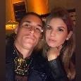 Relax Callejon, l'azzurro in vacanza con la moglie a Parigi [FOTO]
