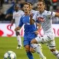 Napoli-Genk, i dati condannano i belgi: 20 gol subiti nelle ultime quattro trasferte europee! C'è un primato poco invidabile