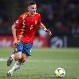 Spagna, i convocati di Moreno: c'è Fabian per la doppia sfida con Malta e Romania