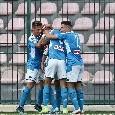 RILEGGI DIRETTA - Coppa Italia Primavera, Napoli-Lazio 2-1 (4' Vrakas rig., 27' Palmieri rig., 37' Franco): azzurri agli ottavi. Incontreranno la Roma