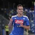 Il gol di Milik contro il Verona ripreso live dalla Curva B: che boato! [VIDEO]
