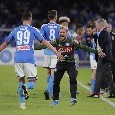 Pagelle Napoli-Verona: Milik magari fossi sempre così! Younes può migliorare, Meret miracoloso! Insigne si riabilita