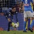 Tuttosport - La difesa del Napoli torna ad essere solida, due i motivi: l'esplosione di Meret e la posizione di Allan