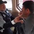"""Maradona da brividi, canta <i>Cient'anne</i> di Gigi D'Alessio: """"Per Napoli che è nel mio cuore!"""" [VIDEO]"""