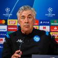 Annullata la conferenza stampa post gara di Carlo Ancelotti