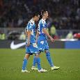 Napoli-Salisburgo, le probabili formazioni di Sportmediaset: Lozano-Milik in attacco, torna Elmas dal 1'