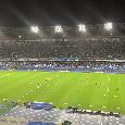 RILEGGI DIRETTA - Napoli-Salisburgo 1-1 (11' rig. Haaland, 44' Lozano): termina con un pareggio!