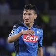 """Il commento della SSC Napoli: """"Un piccolo passo verso un grande traguardo, colpiti 2 pali..."""""""