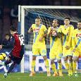 """Calaiò: """"De Laurentiis non mi avrebbe mai ceduto, ero la sua <i>bandiera</i>. Napoli-Genoa? Che goal che feci a Reina! Ricordo il ritiro dopo la sconfitta con la Juve Stabia..."""" [ESCLUSIVA]"""
