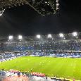 Napoli-Genoa 0-0: finisce la partita! Azzurri che escono ricoperti dai fischi del San Paolo