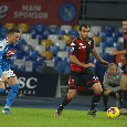 """Il commento della SSC Napoli: """"Non si riesce a piegare la resistenza del Genoa, sfuggono i 3 punti tanto attesi"""""""