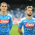 """TMW, Ceccarini: """"Callejon e Mertens vogliono rinnovare, via a gennaio in un solo caso. Ibra? Napoli dietro a Bologna e Milan. Su Haaland e Berg..."""""""