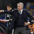 Mediaset - Il Napoli può utilizzare i social di Ancelotti? Ecco la versione ufficiale data dal club