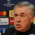 """Ancelotti: """"E' un momento importante per fare del nostro meglio e passare il turno, forza Napoli sempre!"""" [FOTO]"""