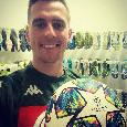 """Milik: """"Il sorriso è tornato, di nuovo in campo con la mia squadra: riportiamo il successo a Napoli"""" [FOTO]"""