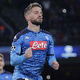 """Alvino: """"Meret in dubbio contro la Lazio, Mertens tornerà martedi prossimo"""""""