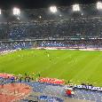 Napoli-Fiorentina, solo per pochi intimi: spettatori e incasso