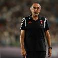 Coppa Italia, Juventus-Roma: le scelte di Sarri e Fonseca