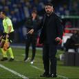"""Gattuso su Mertens e Koulibaly: """"Dries torna martedì dal Belgio. Non me la sento di rischiare Kalidou"""""""