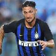 De Laurentiis vuole portare Politano al Napoli, Tuttosport: distanza ridotta con l'Inter ma no alla cessione di Llorente