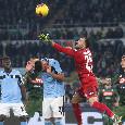 Pagelle Lazio-Napoli: Ospina <i>inspiegabile</i>, Milik <i>un pianto greco</i>! Insigne torna <i>Lorenzo</i>, Fabian fa <i>imbestialire</i>