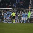 Il giorno dopo Lazio-Napoli ... si chiude come iniziato ma avete visto Milik sul palo di Zielinski?