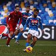 Napoli-Perugia 2-0 (rig. 24', rig. 38' Insigne): azzurri che approdano ai quarti di Coppa Italia, decide una doppietta di Insigne dal dischetto