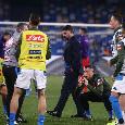 Pagelle Napoli-Fiorentina: Luperto impresentabile, Allan non fa nulla! Milik invisibile, Ospina miracoloso