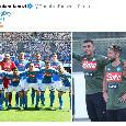 Napoli-Lazio, arriva anche la carica di Ghoulam via social per l''Hug day[FOTO]
