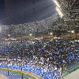 Tornano gli ultras allo stadio: Curva A e Curva B fanno subito sentire la propria voce [FOTO CN24]