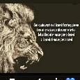 """Immobile sibillino: """"Sui cadaveri dei leoni festeggiano i cani credendo di aver vinto..."""" [FOTO]"""
