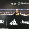 """Juventus, Sarri: """"In questo momento non possiamo esprimere di più. Siamo delusi e arrabbiati, alla squadra ho detto..."""""""