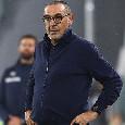UFFICIALE - Juventus, Sarri esonerato: il comunicato del club