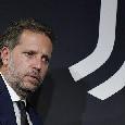 Giudice Sportivo, multato Paratici della Juventus: insulti agli arbitri durante la gara con il Crotone