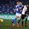 SSC Napoli - Il match con la Juventus sarà seguito in tutto il mondo