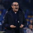 """""""Se risento dire qualcosa su Muriqi..."""", Sarri difende l'attaccante: duro avvertimento ai tifosi della Lazio [VIDEO]"""