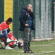 Primavera Napoli, i convocati di mister Angelini per la sfida contro la Fiorentina
