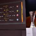 Europa League, Gazzetta: sorteggi sedicesimi, per il Napoli scampato pericolo due nobili decadute di Champions