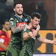 Sampdoria-Napoli dalla A alla Z: dalla faccia stralunata di Augello alle supercazzole regolamentari di Caressa. Riecco Diego dopo 30 anni, date la 10 a Demme
