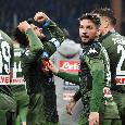 Tuttosport - Mertens-Inter, offerto un biennale a oltre 5 milioni con opzione per il terzo! E' la prima scelta per sostituire Sanchez