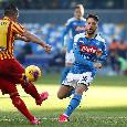 CorSport - Mertens sfida l'Inter, ma il futuro può essere nerazzurro! Chance ridotte di rimanere al Napoli