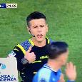 """""""Ho deciso io"""": scandalo al San Paolo: l'arbitro Giua falsa Napoli-Lecce, rigore netto negato a Milik! [FOTO]"""