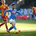 Cm.com - Mertens potrebbe abbassare le pretese! L'Inter ha pronto un biennale da oltre 4 milioni a stagione
